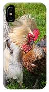 Cock Fight IPhone Case