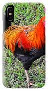 Cockerel IPhone Case