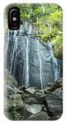 Coco Falls - El Yunque IPhone Case