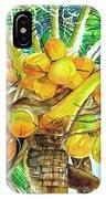 Coconut Series II IPhone Case
