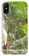 Cocoons Spider IPhone Case