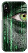 Code Breaker IPhone Case