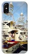 Coffee Boats IPhone Case