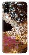 Coffee Bubbles 4 IPhone Case