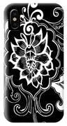 Coffee Flowers 10 IPhone Case
