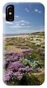 Cogden Beach IPhone Case