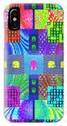 Cognitive Quilt IPhone Case