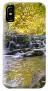 Coker Creek Falls IPhone Case