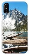 Colchuck Lake Panorama IPhone Case