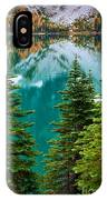 Colchuck Reflection IPhone Case