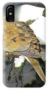 Cold Dove IPhone Case