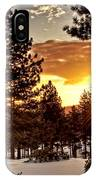 Sun Star IPhone Case