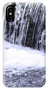 Cold Winter Falls IPhone Case