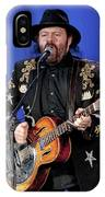 Colin Linden Of Blackie And The Rodeo Kings IPhone Case