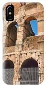 Coliseum 4 IPhone Case