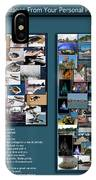 Collage Photography Services IPhone Case