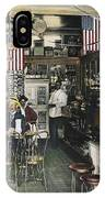 Collins Pharmacy, 1900 IPhone Case