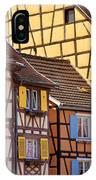 Colmar Alsace IPhone Case