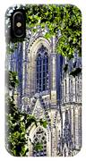 Cologne Cathedral IPhone Case
