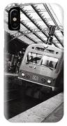 Cologne Trainstation IPhone Case