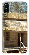 Colonial Cabin IPhone Case
