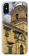 Colonial Church IPhone Case