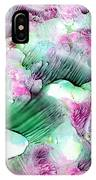 Color Abstract Red-green IPhone Case