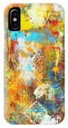 Color Burst #1 IPhone Case