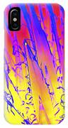 Color Burst Agave IPhone Case