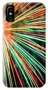 Color Burst IPhone Case