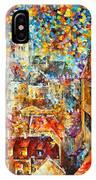 Color Castle IPhone Case