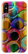 Color Frenzy 5 IPhone Case