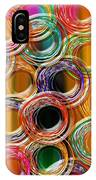 Color Frenzy 6 IPhone Case