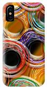 Color Frenzy 7 IPhone Case