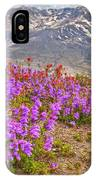Color From Chaos - Mount St. Helens IPhone Case