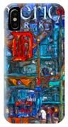 Color In Comerica IPhone Case
