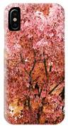 Color In The Tree 03 IPhone Case