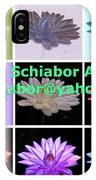 Color Of Lilies IPhone Case
