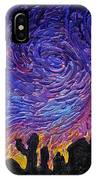 Color Of The Sky Part1 IPhone Case