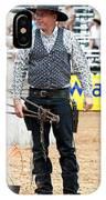 Color Rodeo Shootout Gunslinger IPhone Case