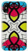 Color Symmetry 3 IPhone Case