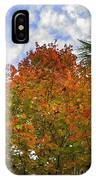 Color To The Sky IPhone Case
