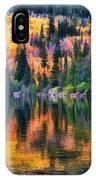 Colorado Autumn IPhone Case