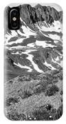 Colorado Black And White IPhone Case