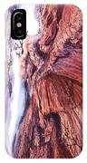 Colorado Mountains Garden Of The Gods Canyon IPhone Case