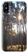Colorado Pines IPhone X Case