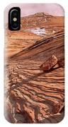 Colorado Plateau Sandstone Arizona IPhone Case