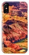 Colorado River 1 Mi Below 100 Miles To Vermillion Cliffs Utah IPhone Case