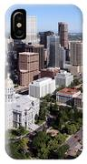 Colorado State Capitol Building Denver IPhone Case