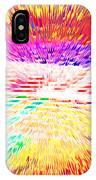Colorburst Landscape IPhone Case